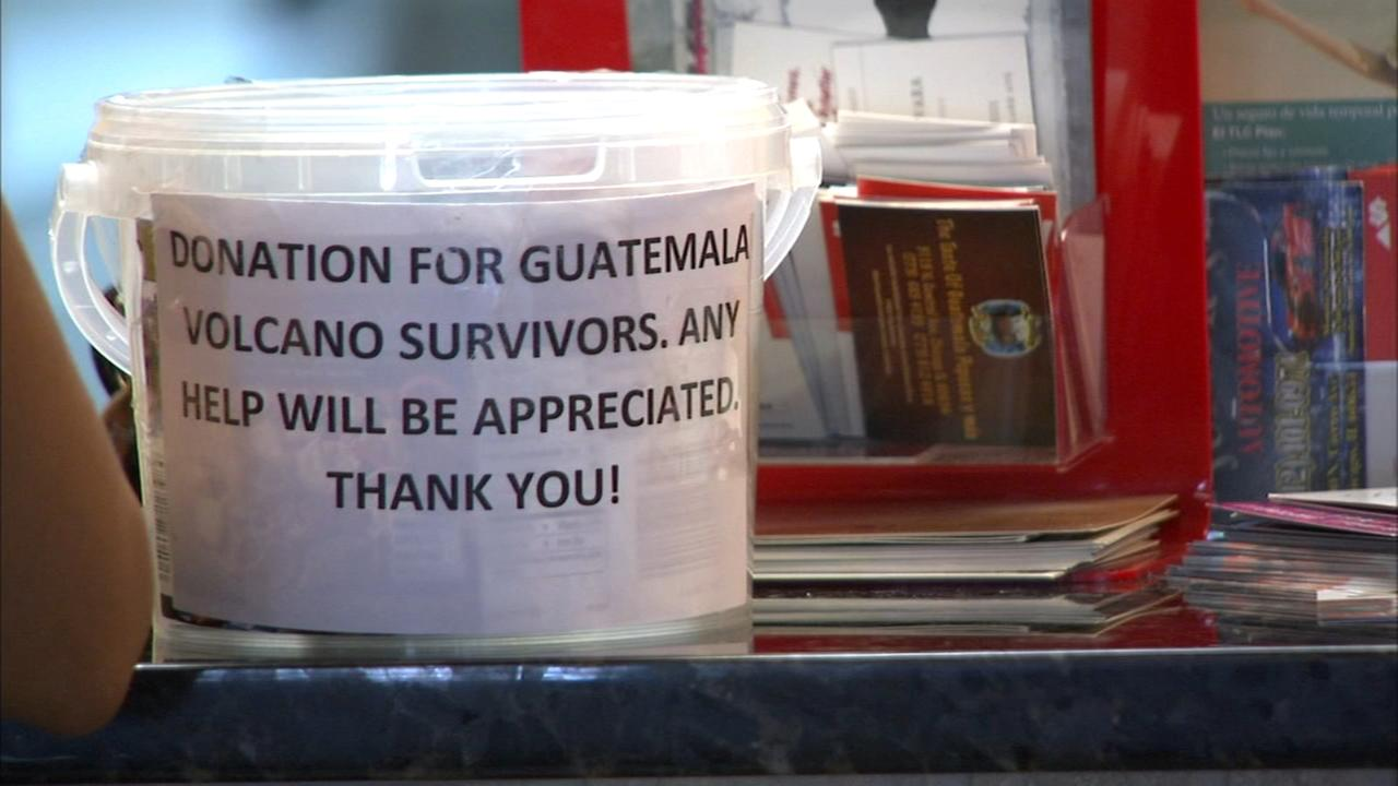 Chicago funraisers, donation collections benefit victims of Guatemala eruption