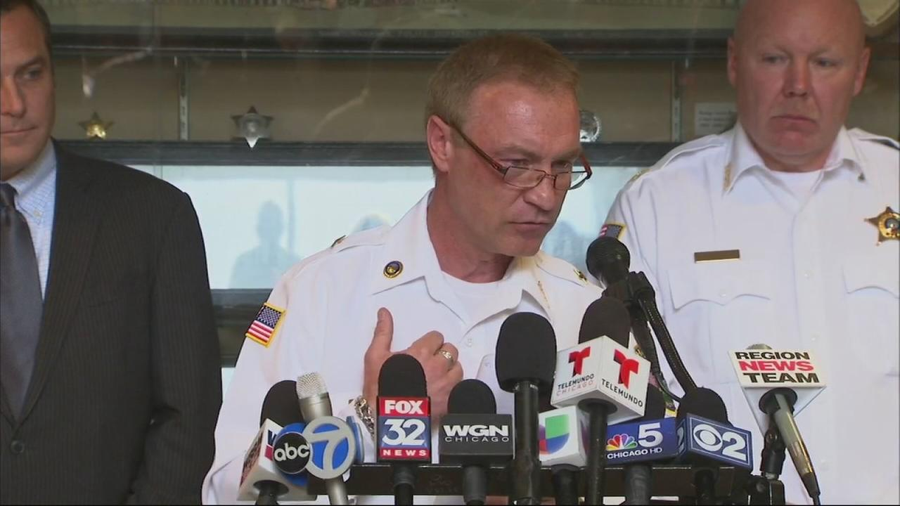 Hammon police update alleged serial killer case
