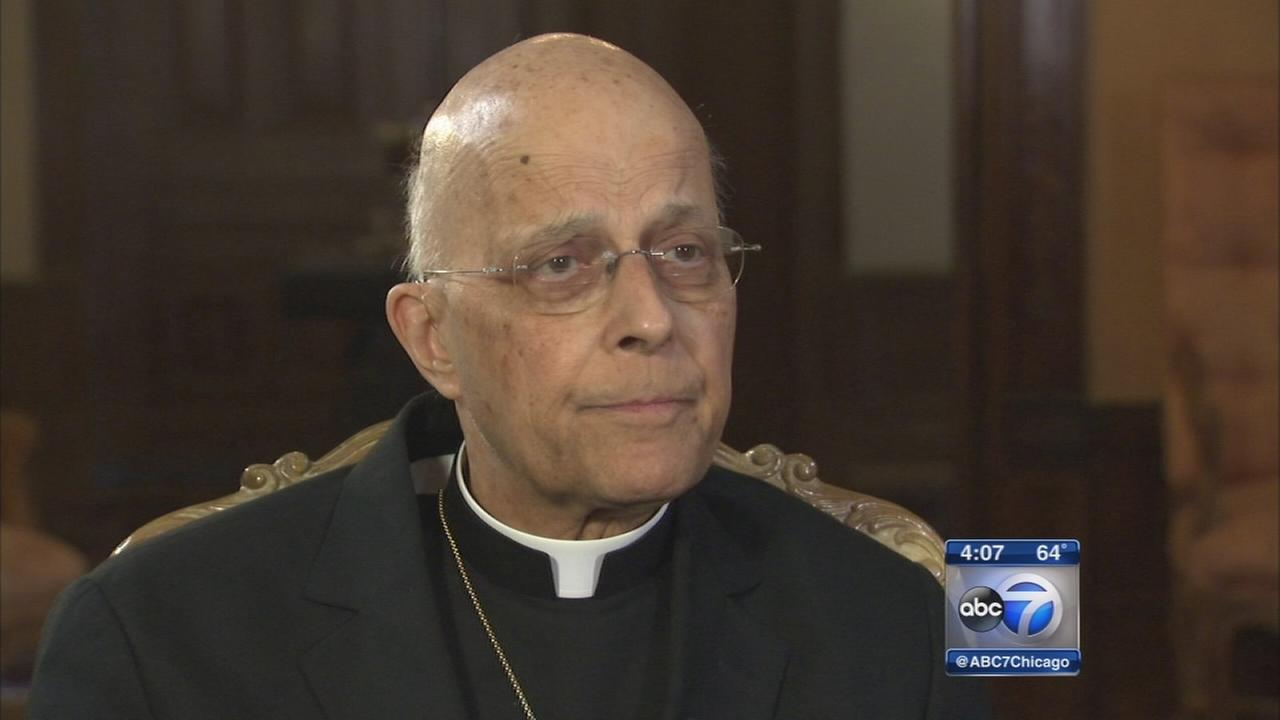 Cardinal George discusses cancer treatment