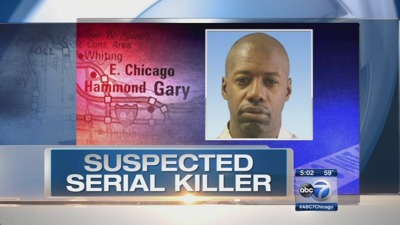 Serial killer suspect arrested
