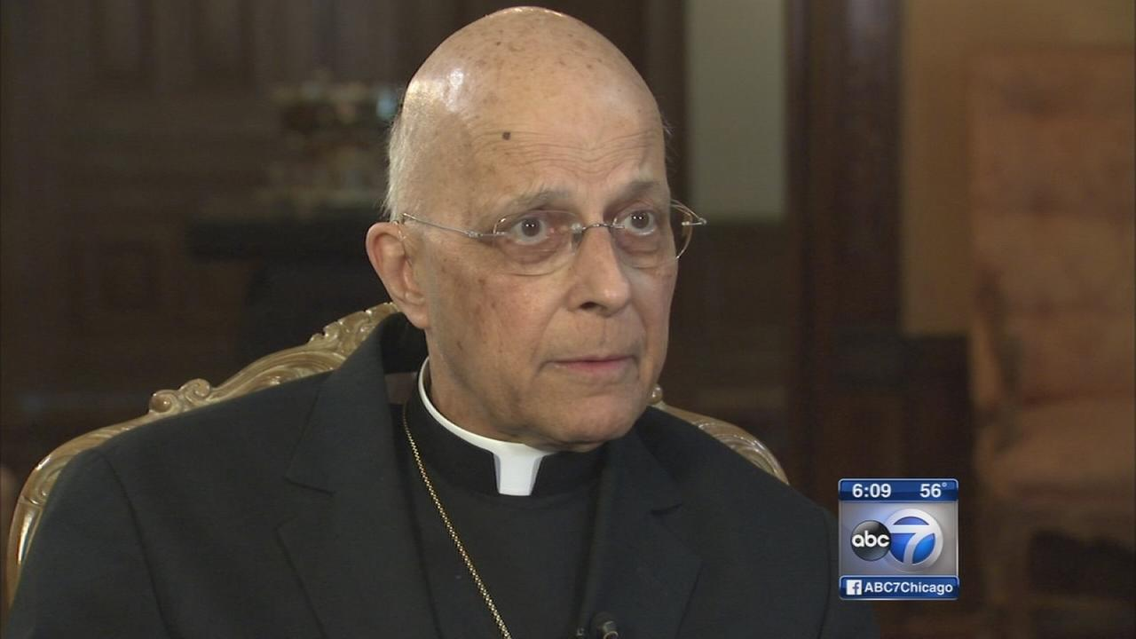 Cardinal George discusses future plans