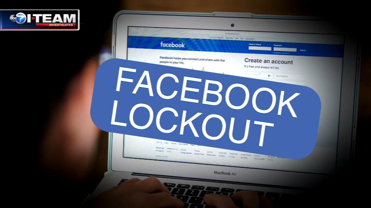 I-Team Quick Tip: Facebook Lockout