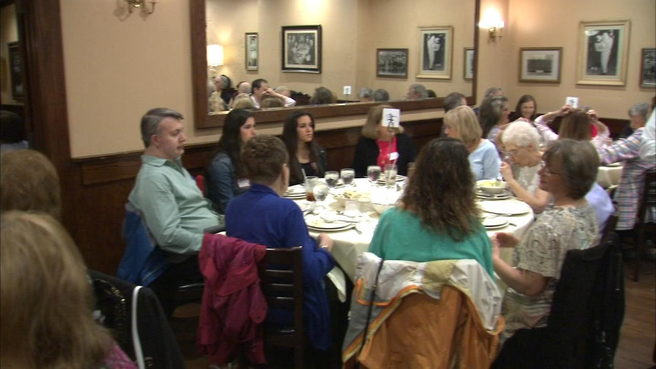 Luncheon honors volunteers supporting cure for blood cancers