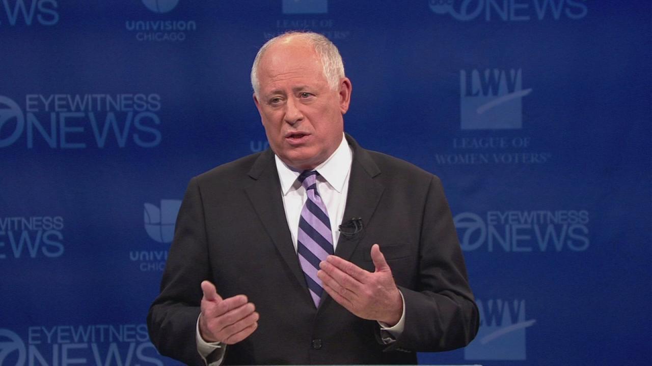 Quinn-Rauner governor candidate debate - Part 3