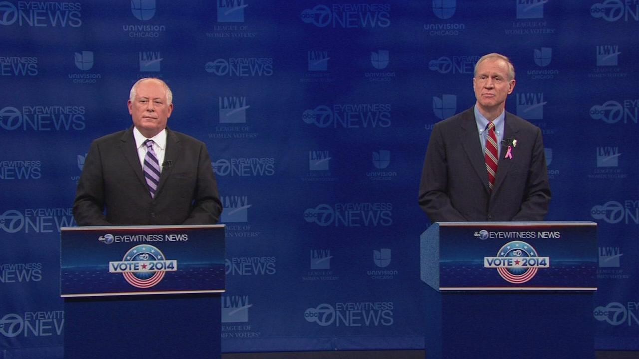 Quinn-Rauner debate - Part 2
