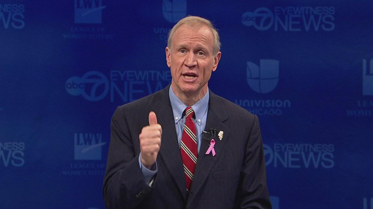 Quinn-Rauner governor candidates debate - Part 4