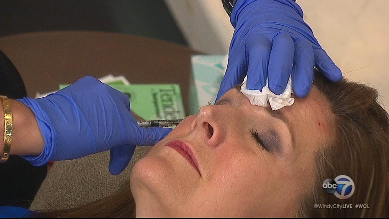 All about Botox with 'Wrinkle Fairy' Leslie Forrester