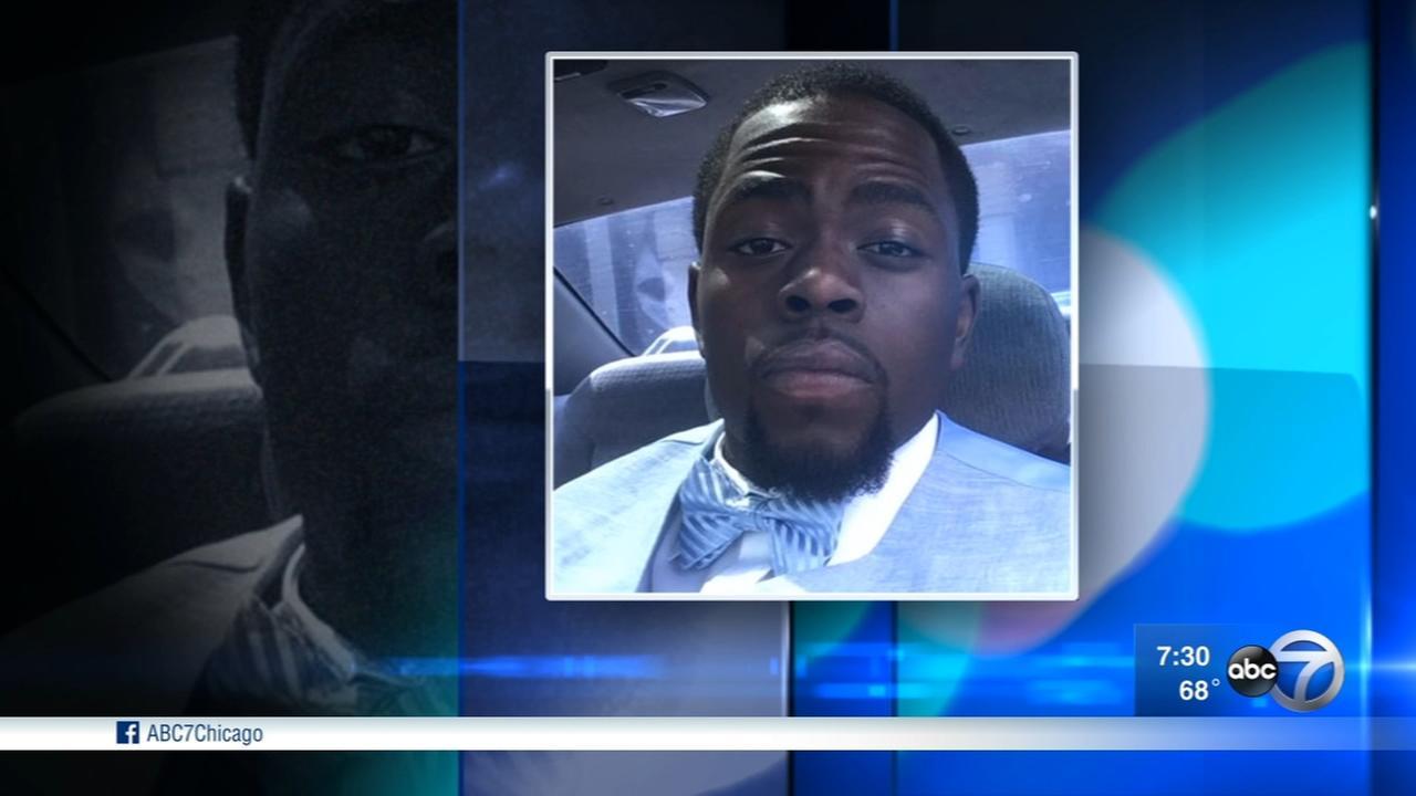 1 killed, 1 injured in South Chicago crash that sent car into garage