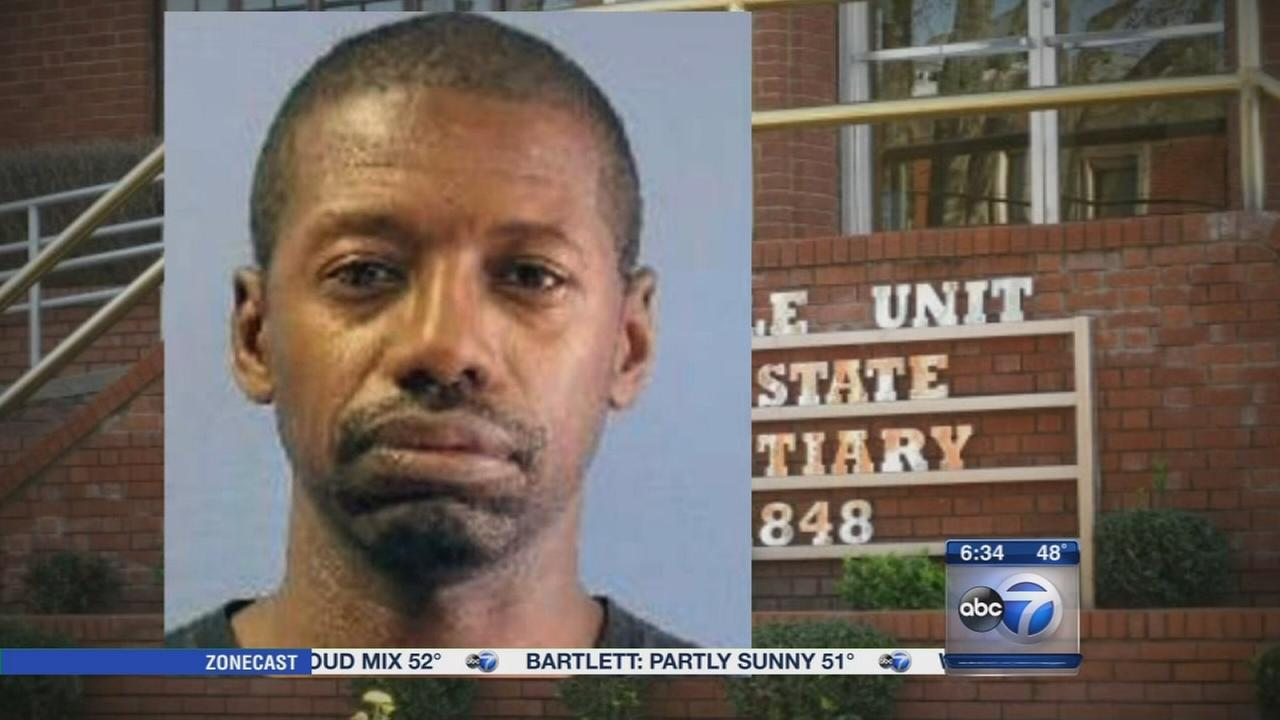 Darren Vann transferred to Lake County Jail in Indiana