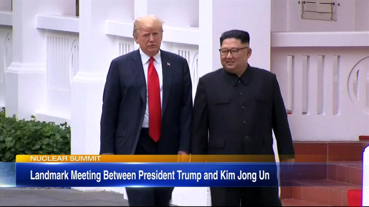 US politicians not yet toasting Trump-Kim summit