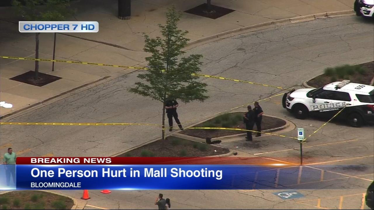 Person shot during altercation at Bloomingdale mall
