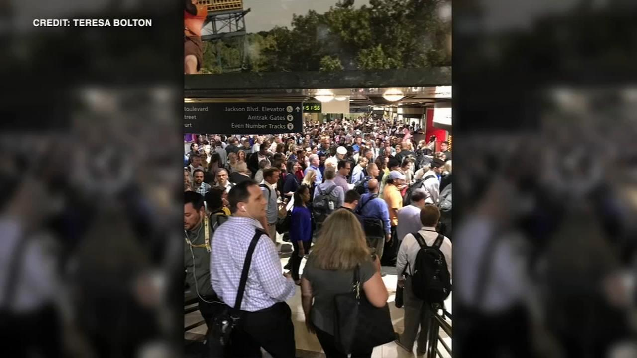 Metra apologizes for crowding, delays after BNSF schedule changes