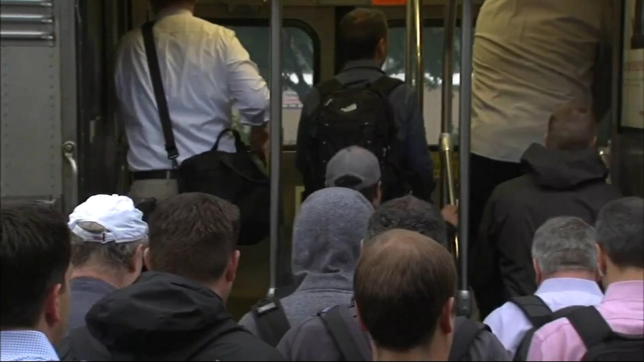 Metra tries to ease overcrowding on BNSF trains after schedule change