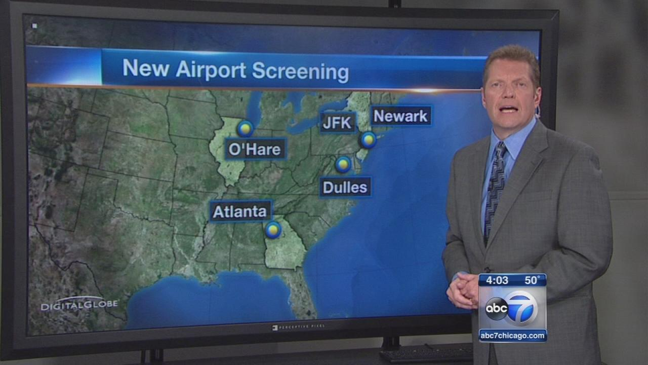 Ebola prompts new travel restrictions