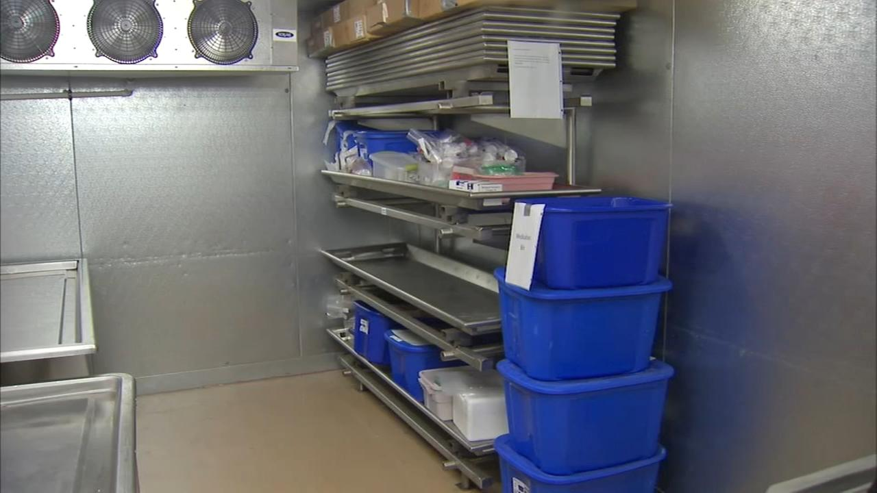 Kane Co. Morgue workers say bodies overwhelm facility