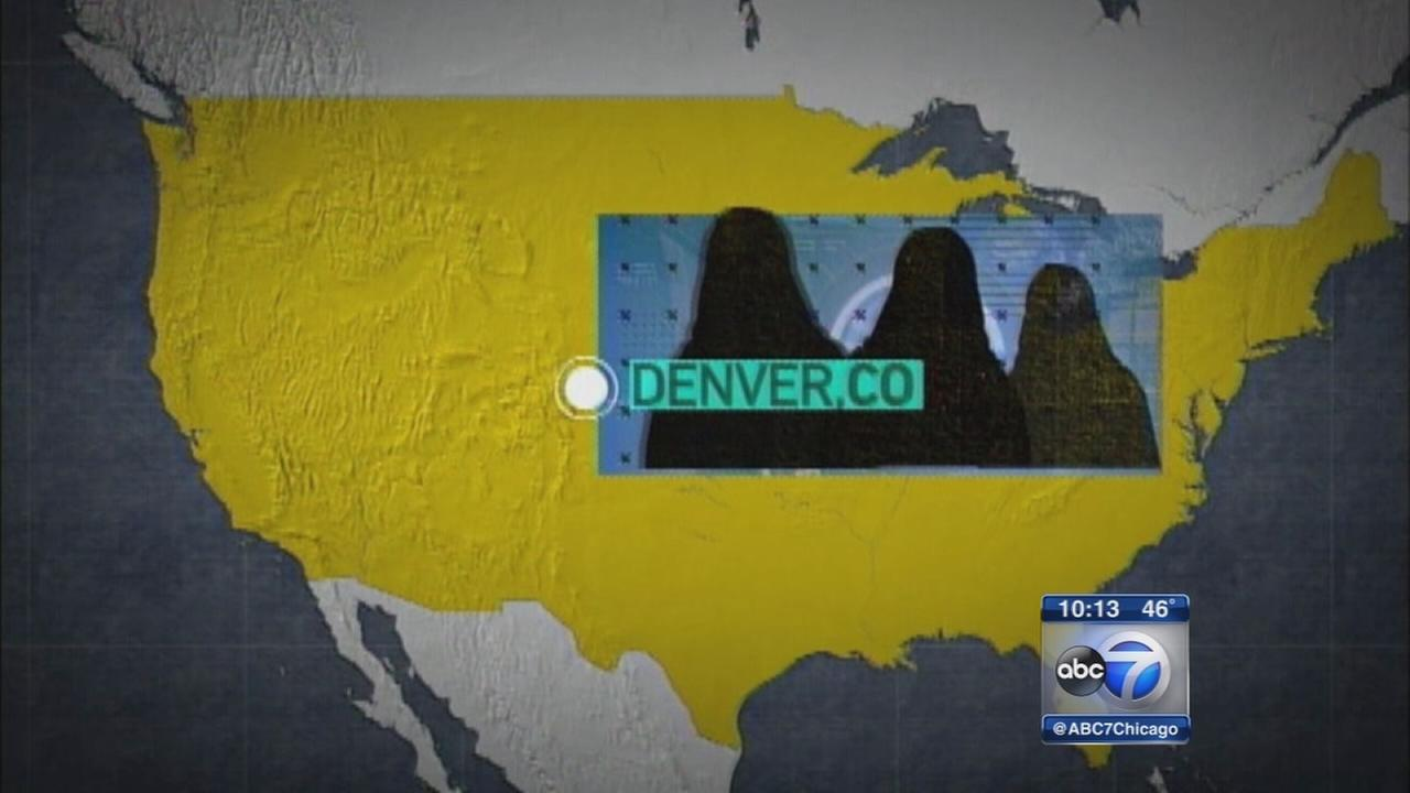 Colorado girls allegedly try to join ISIS