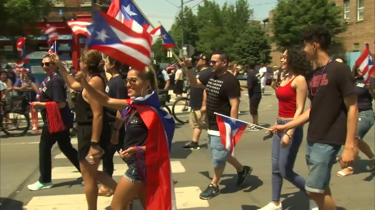 Puerto Rican pride on display at 40th annual parade