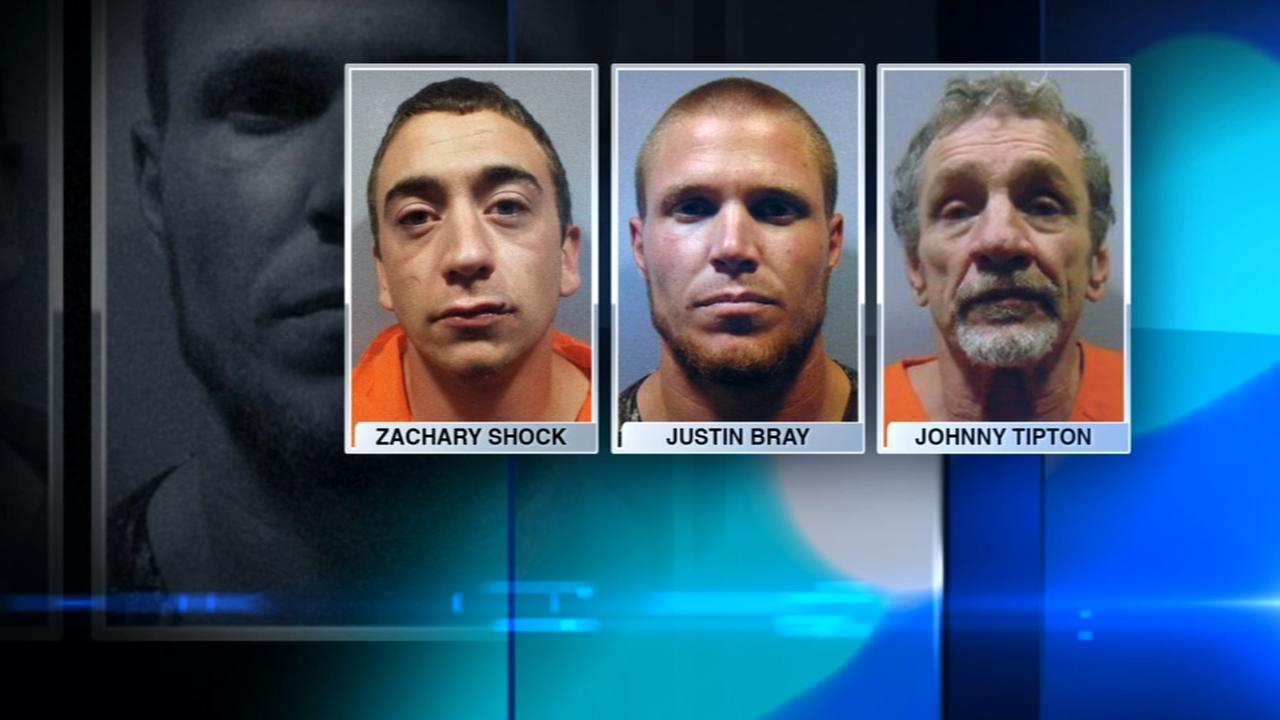 1 of 3 Ill. escaped inmates recaptured