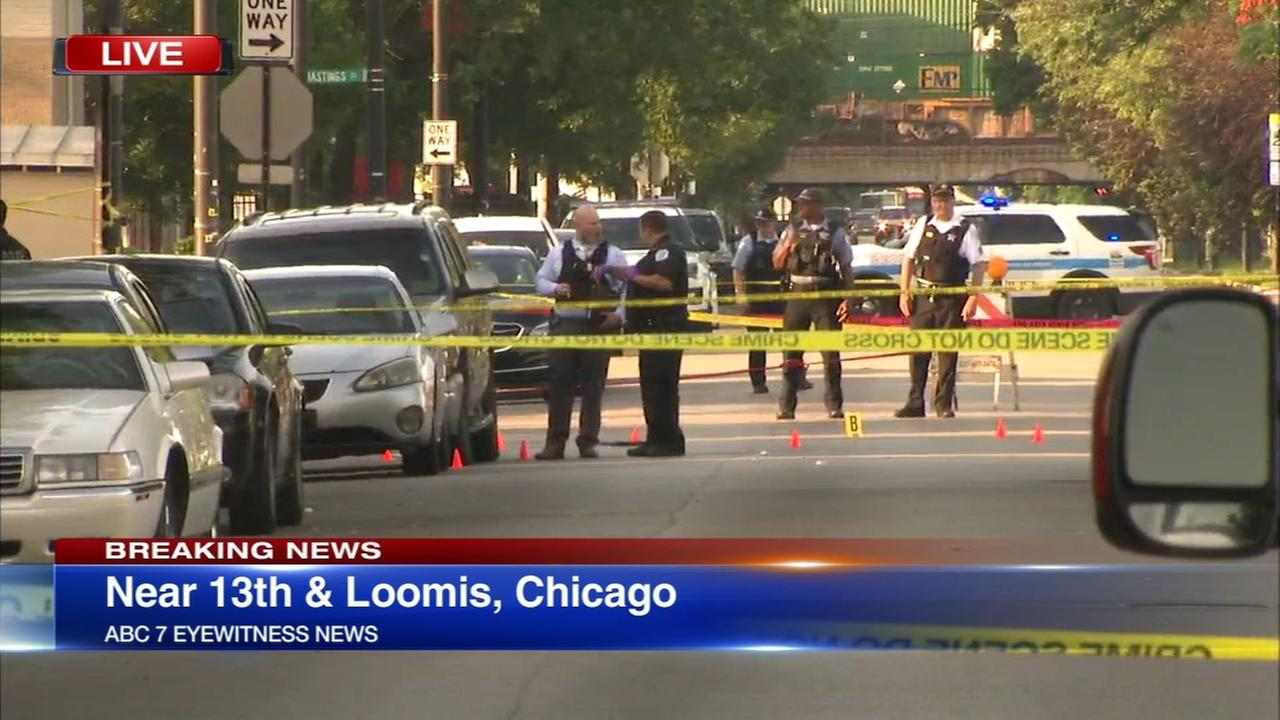 2 killed, 3 wounded in Little Italy shooting