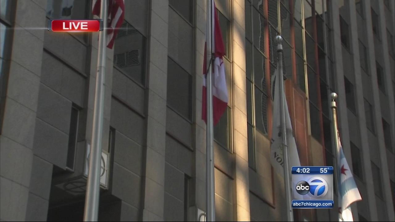 Increased security at Chicago Canadian Consulate
