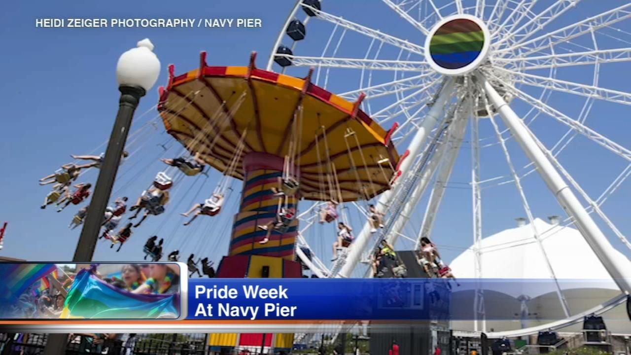 Navy Pier Pride
