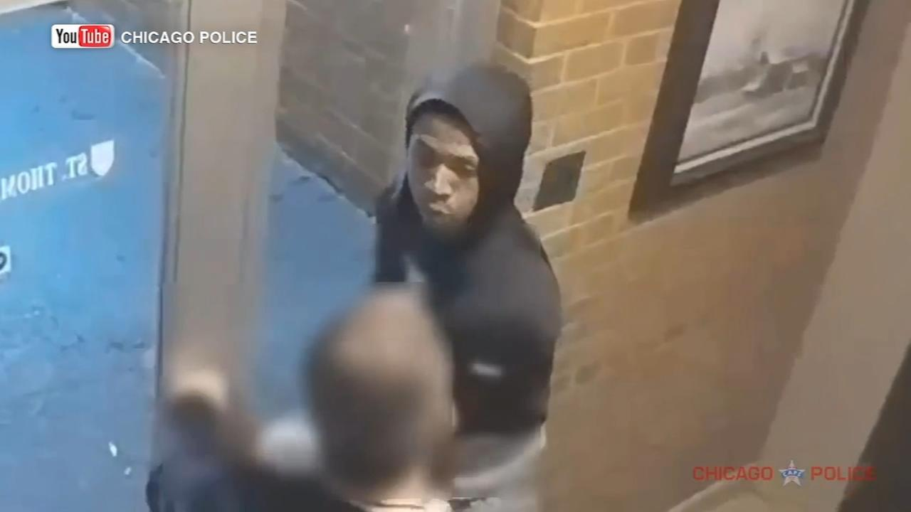 Priest confronts burglar at Southwest Side church