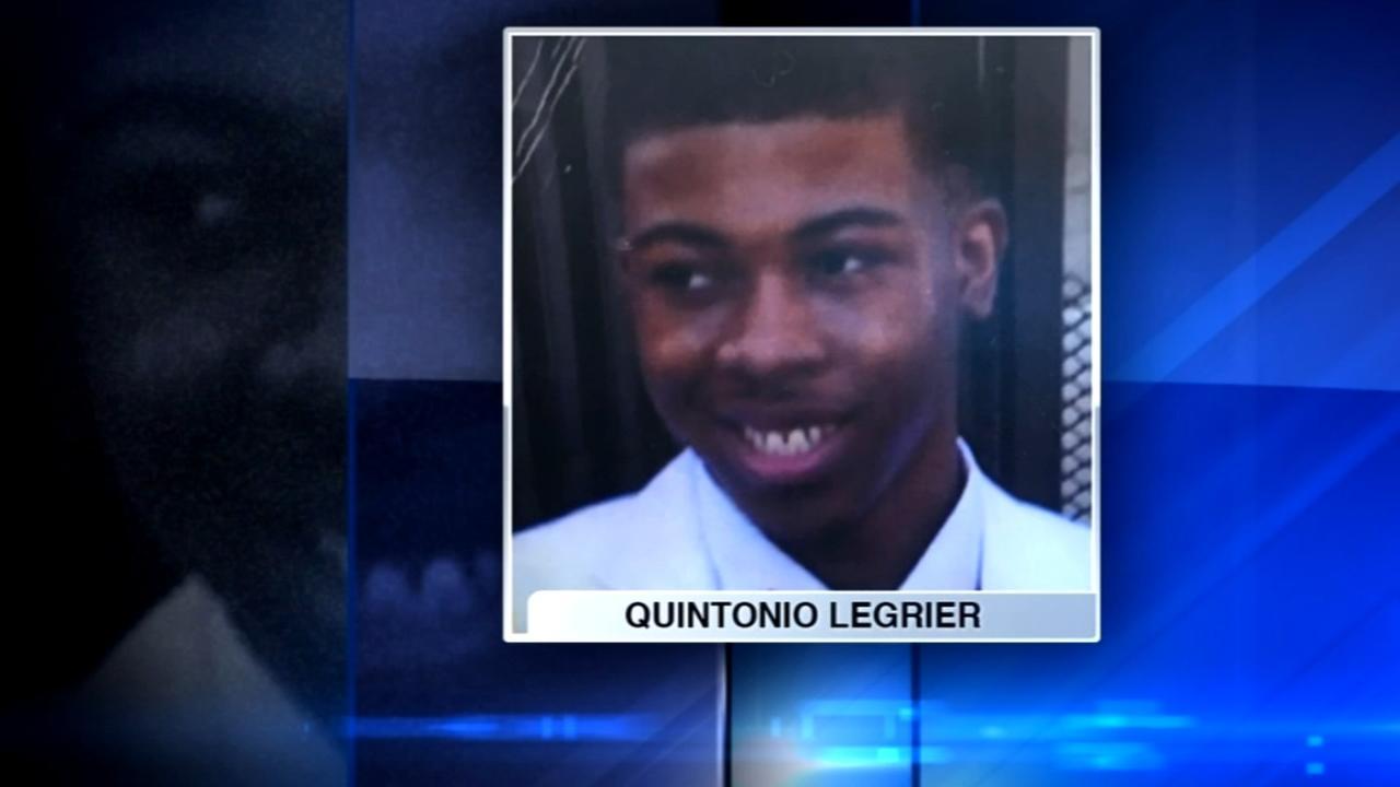 Testimony begins in Quintonio LeGrier wrongful death case