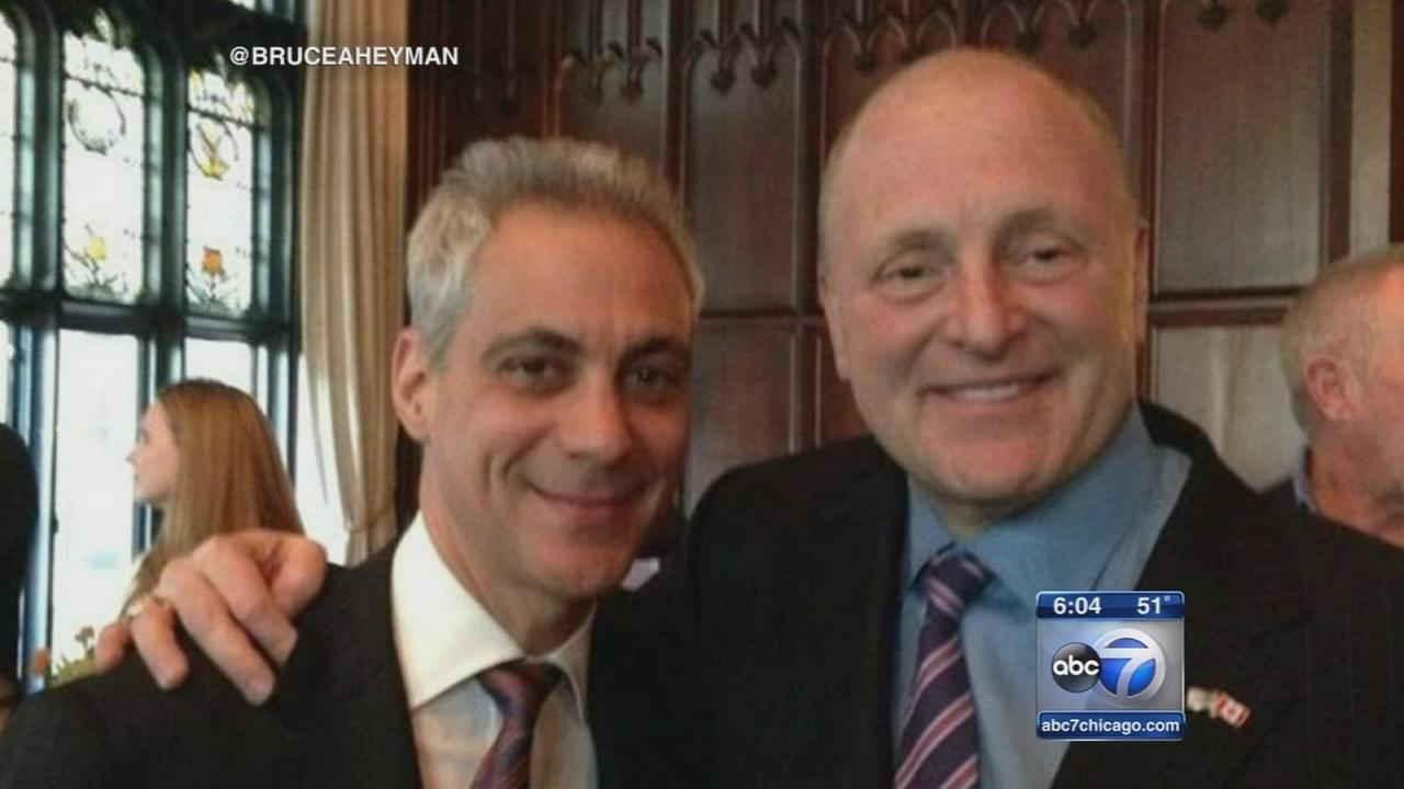 Ambassador Bruce Heyman, a former Chicago investment banker, was not locked down in the Embassy or even in Ottawa, the I-Team has learned.