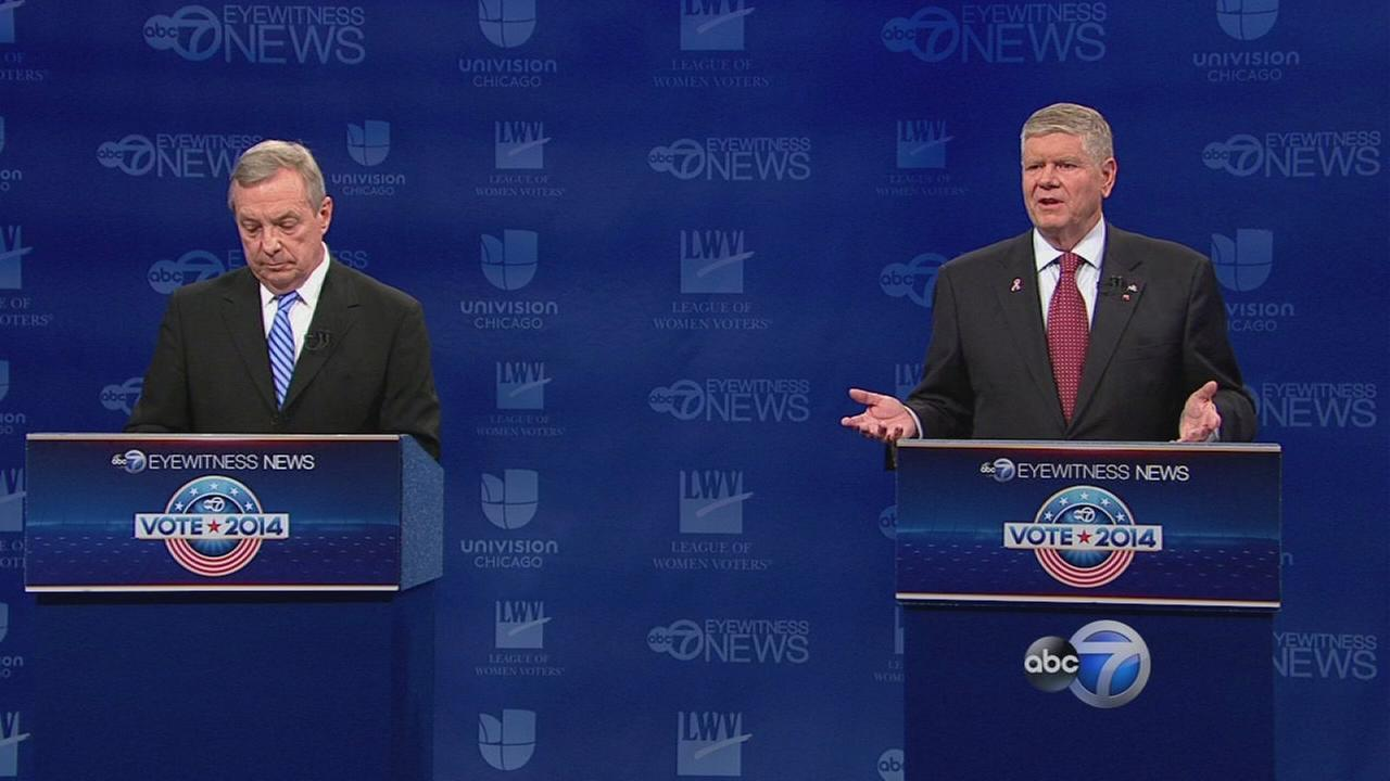 U.S. Senate candidates debate: Video Part 2