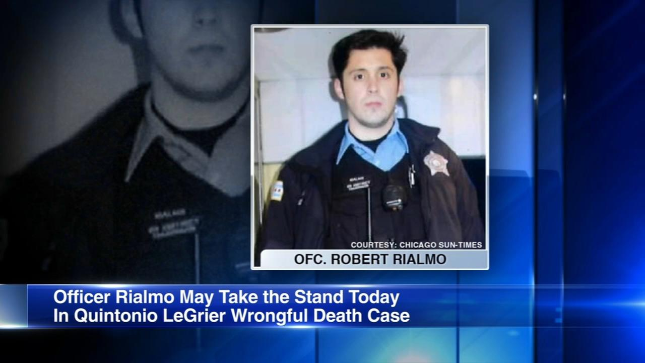 CPD Officer Robert Rialmo to testify in Quintonio LeGrier trial