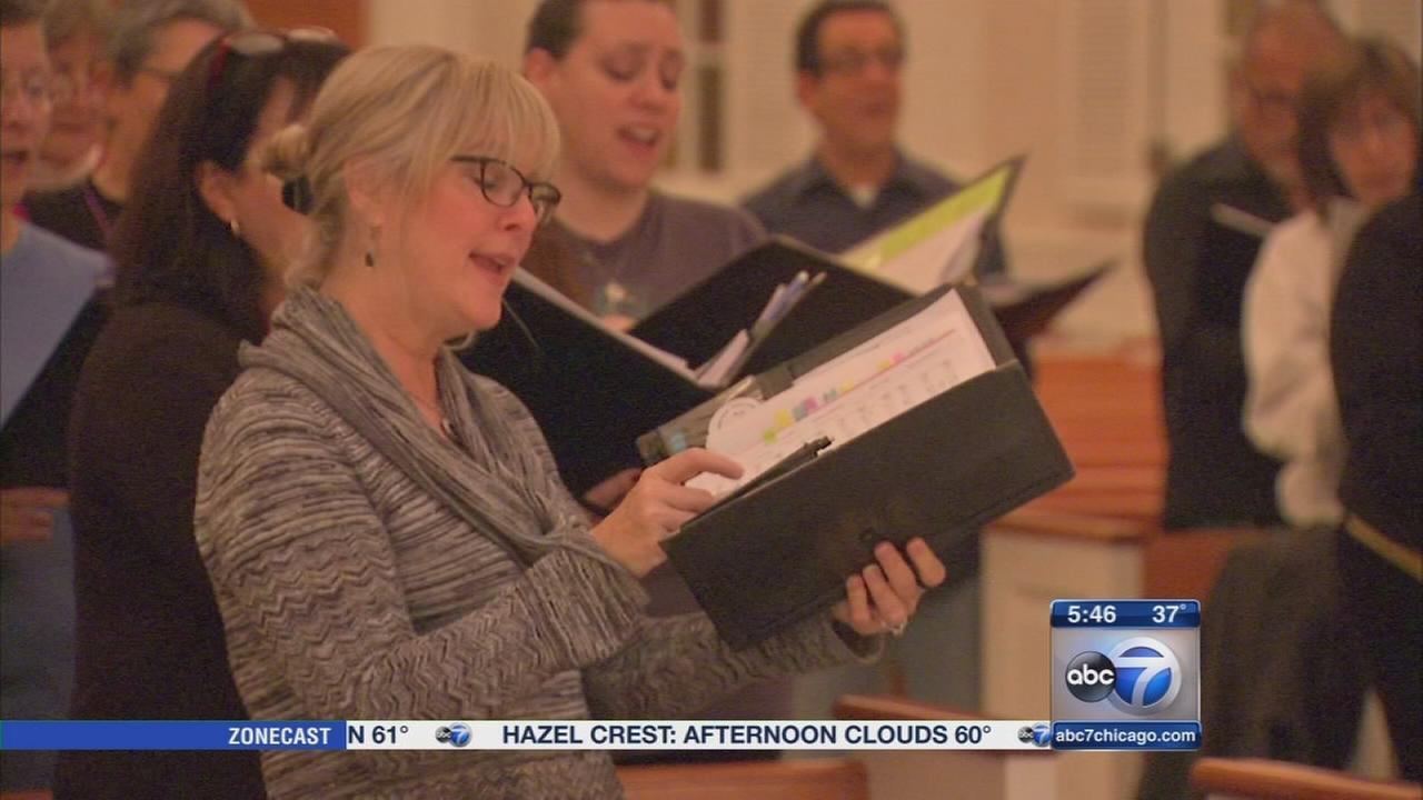 Sing to Live choir inspires breast cancer fighters, survivors