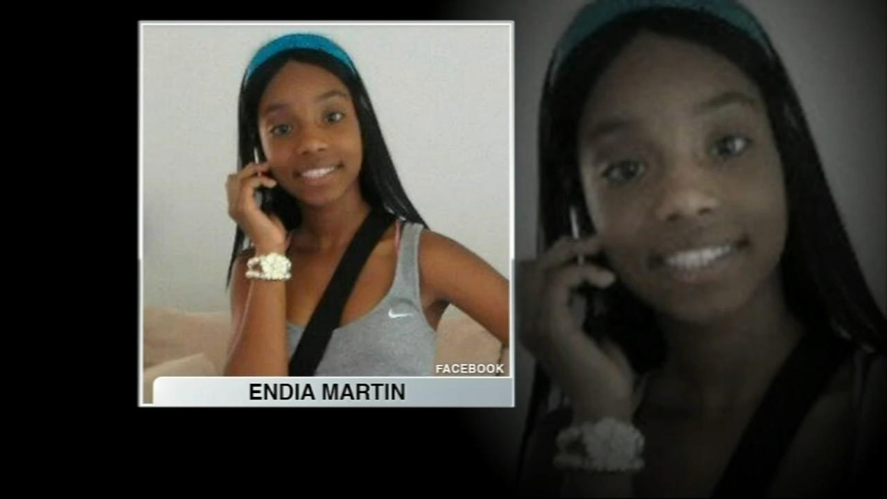 Teen to be sentenced in 2014 Facebook feud slaying of Endia Martin