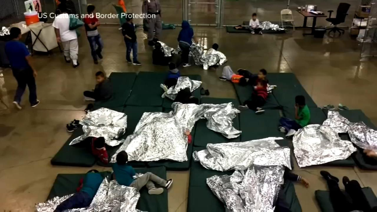 Children separated from families at the border being cared for in Chicago