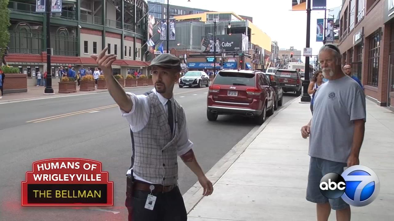 Humans of Wrigleyville: The Bellman