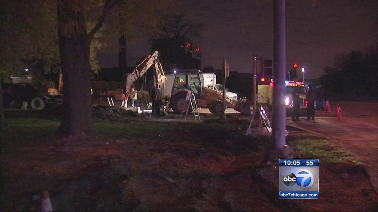 Boil order in effect after water main break in Robbins