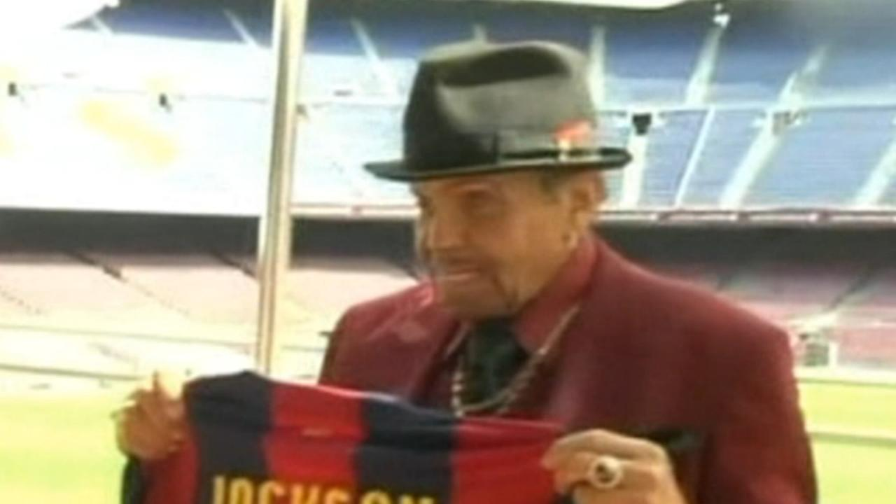 Family: Joe Jackson in declining health