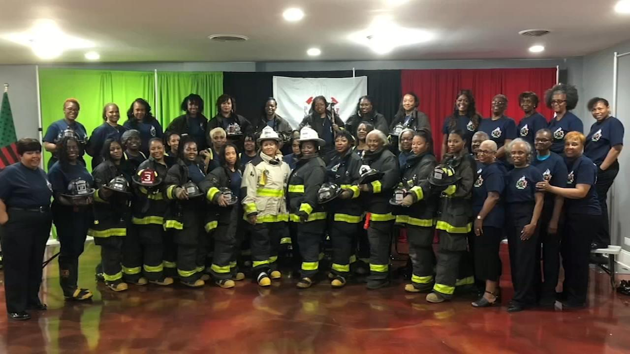 Chciagos Black Fire Brigade to hold memorial