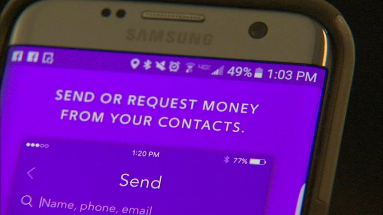 Troubleshooting: Sending money through apps