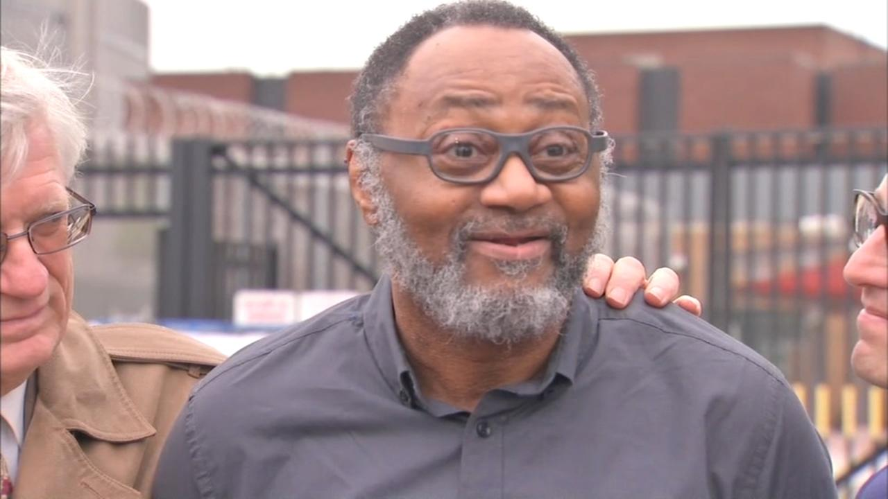Jackie Wilson released from prison after conviction for murder of 2 cops overturned