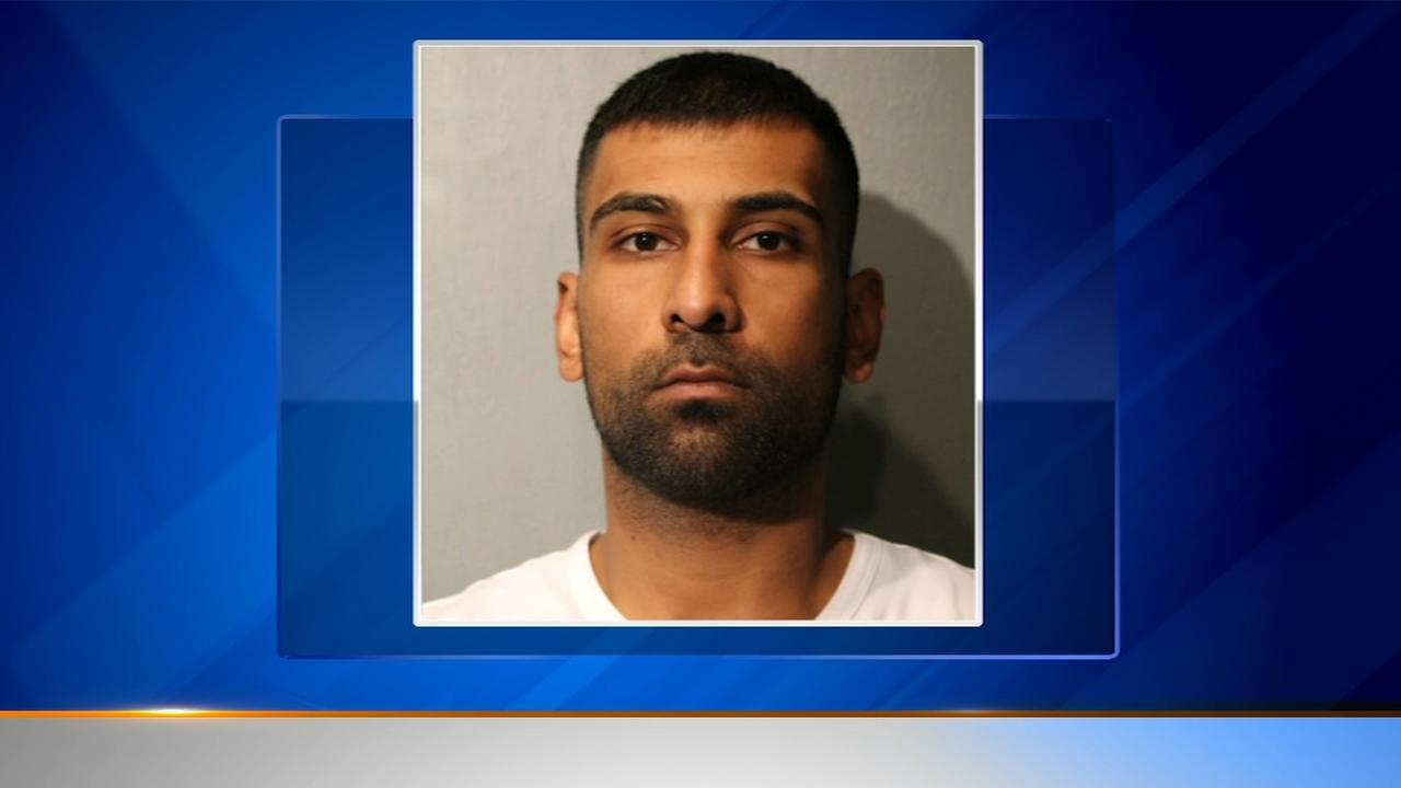 Suburban man charged in fatal River North crash