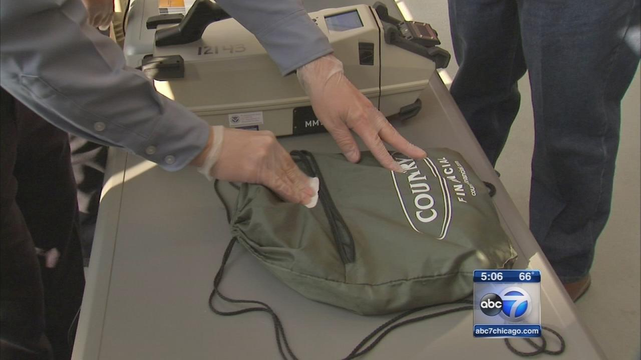 CTA bag screenings for explosives to begin Nov. 3