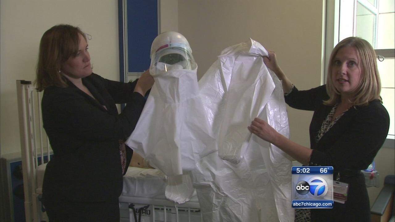 New Chicago Ebola protocols tested for first time