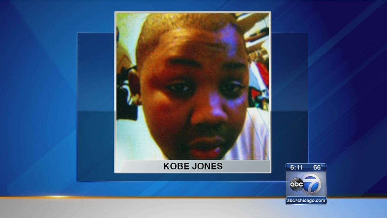 Kobe Jones, 13, fatally shot in Gary