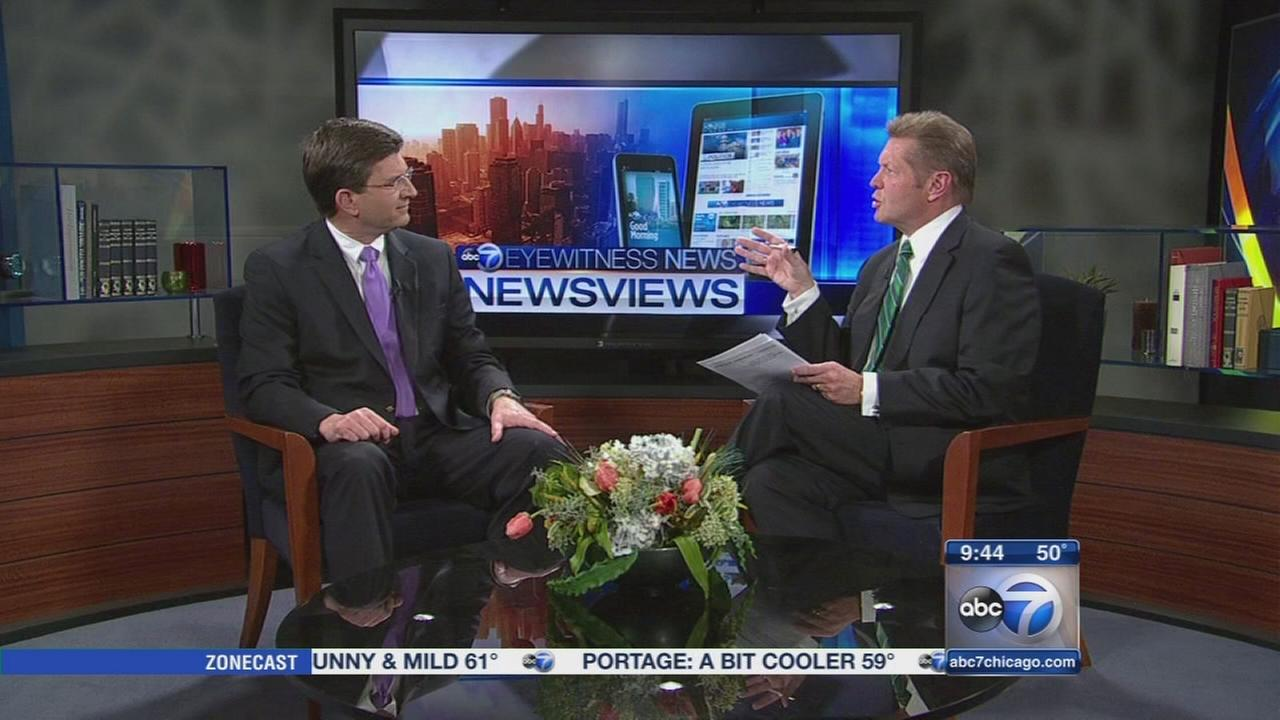 Newsviews: Brad Schneider