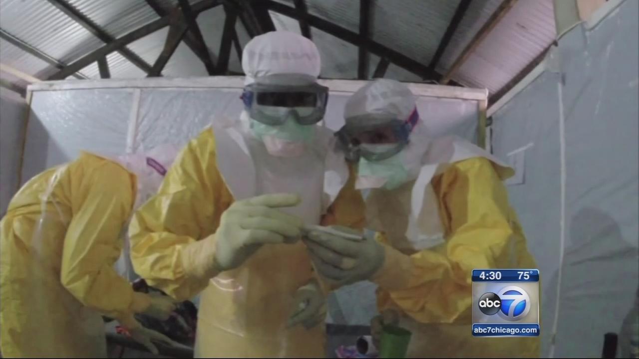 Ebola quarantine rules in Ill
