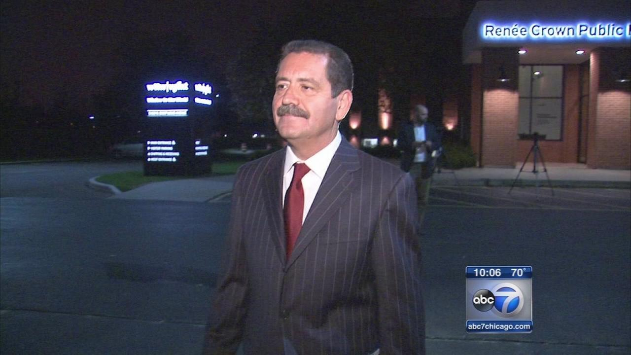 County commissioner to challenge Emanuel in mayoral election