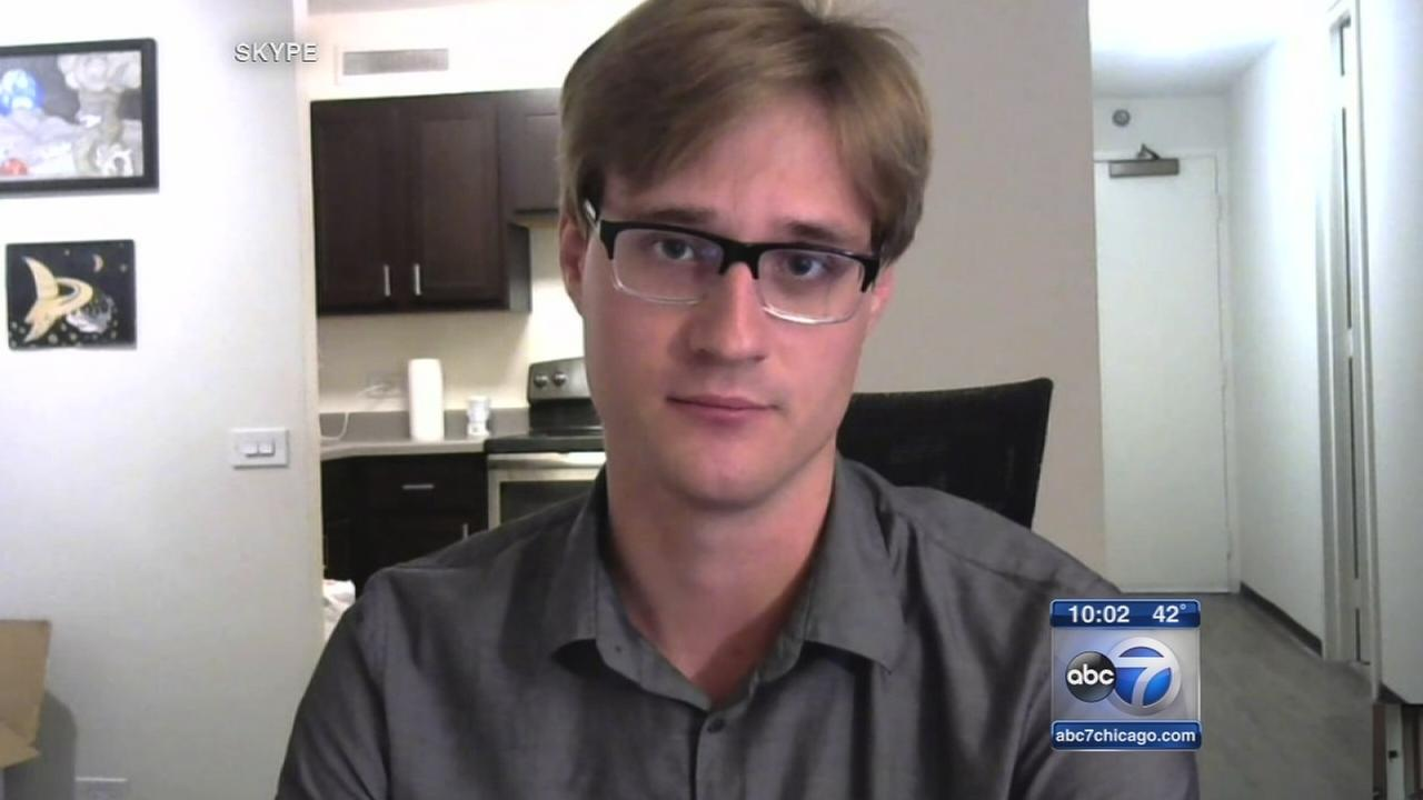 Chicago journalist monitored for Ebola