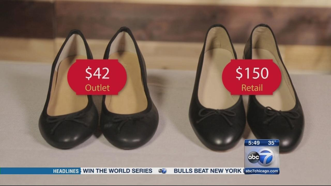 Consumer Reports Outlet shopping