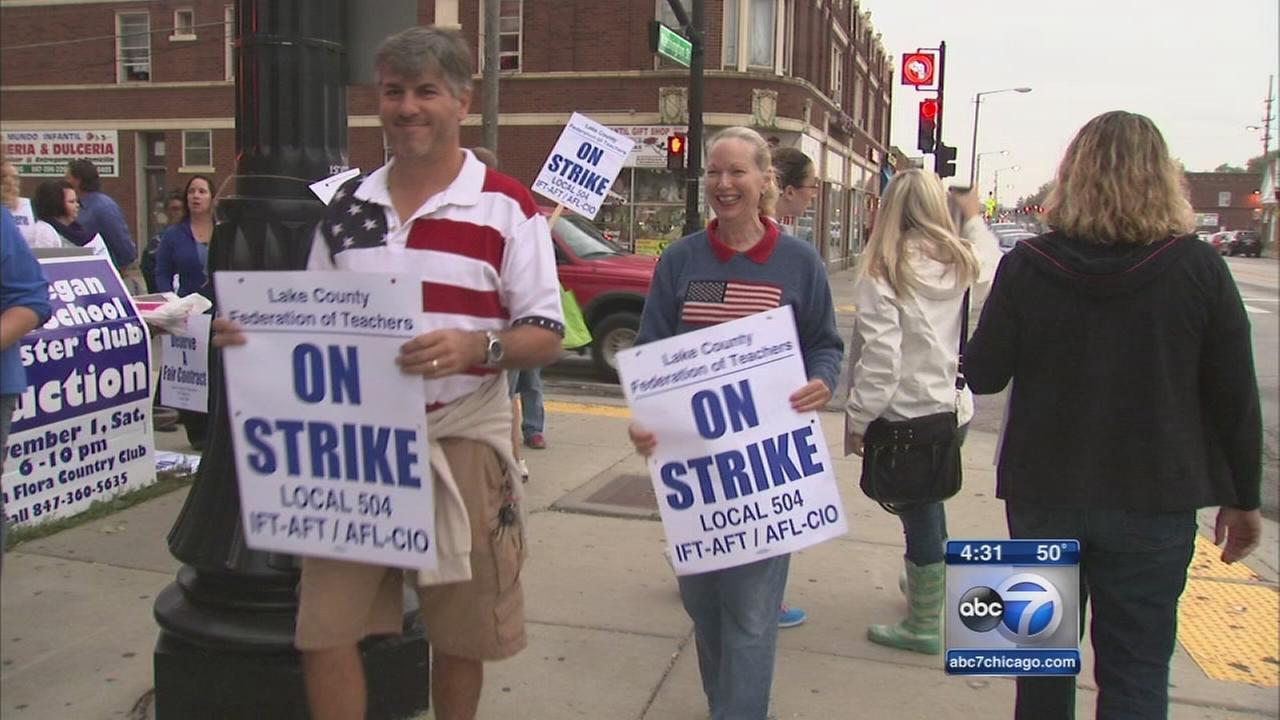 Tentative agreement reached in Waukegan