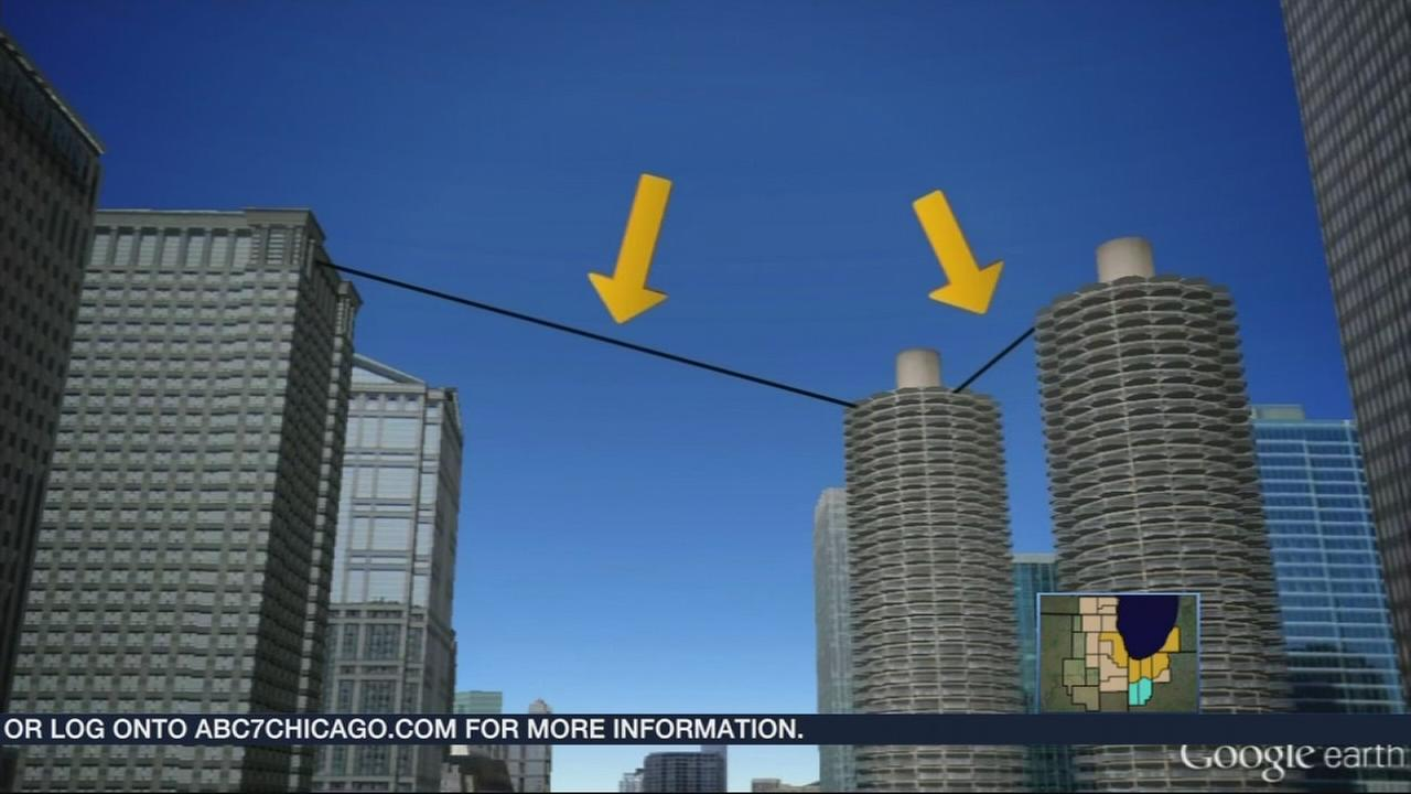 Nik Wallenda prepares for Chicago high wire walk